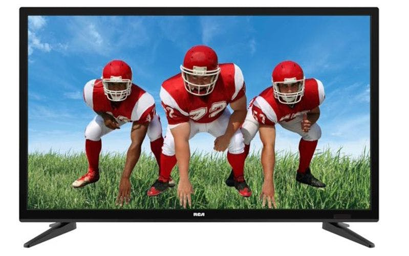 "RCA 40"" Class HD (1080P) LED TV with Built-in DVD Player (RLDEDV4001)"